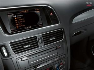 Audi MMI versie voor de MMi 3G Basic