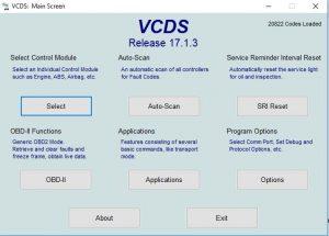VAG Foutcodes VCDS
